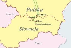 Polska, Słowacja - Tatrzańskie uroki