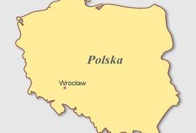 Polska - Z wizytą we Wrocławiu