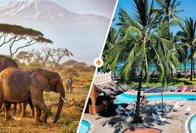 Powitanie z Afryka + Bamburi Beach