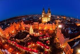 PRAGA 1 dzień - jarmark świąteczny