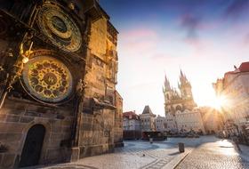 Praga młodzieżowy CITY BREAK