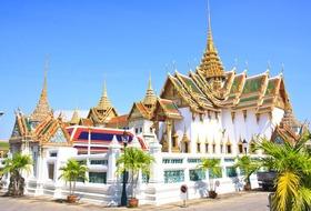 Rajska Tajlandia - zakwaterowanie 3*