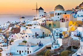 Rejs po Morzu Egejskim - Biało-błękitne Cyklady
