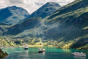 Rejs po norweskich fiordach -