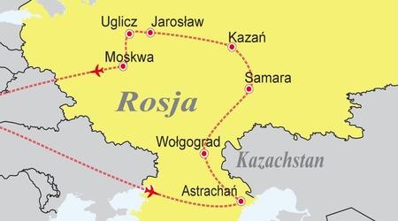 Rosja Rejs Rzeka Wolga Rejs Oferta Nr Ftr 92357 27 01 10