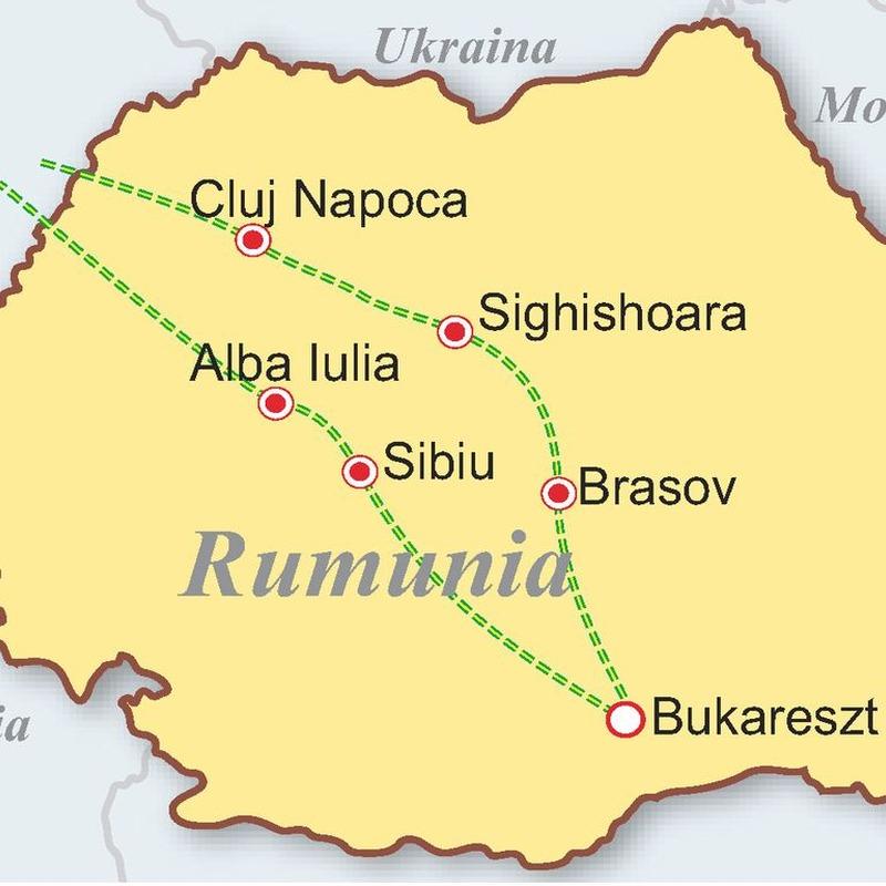 Rumunia - Śladami Drakuli