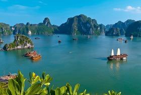 Ryż na polu, raj na plaży - zwiedzanie Wietnamu