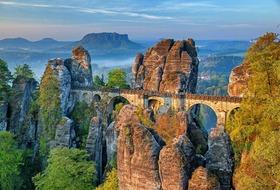 Saksońska Szwajcaria i Drezno
