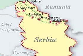 Serbia - Serbia na weekend