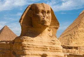 Sharm El Sheikh - Kair - Aleksandria - W cieniiu Wielkiego Sfinksa
