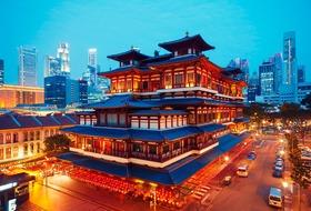 Singapur - Malezja - Tajlandia