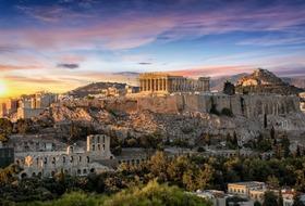 Śladami greckich bogów