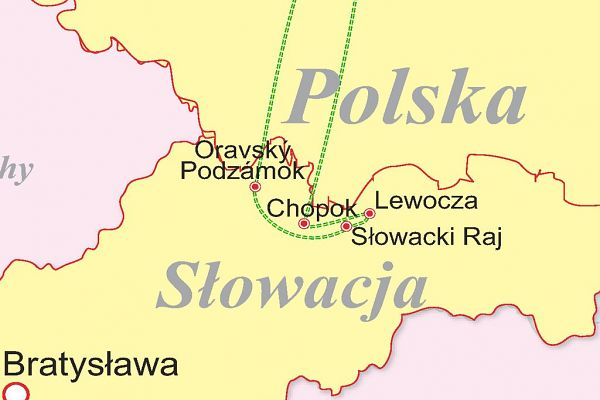 Słowacja - Weekend na Słowacji