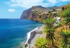 Strelicje na klifach - zwiedzanie Madery + Porto Santo