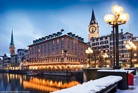 Święta w Szwajcarii