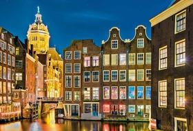 Sylwester w Amsterdamie