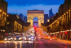 Sylwester w Paryżu