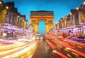 Sylwestrowy Paryz