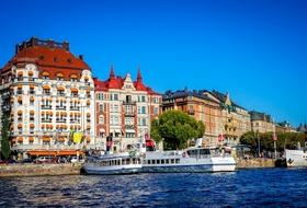 Sztolholm, Oslo, Kopenhaga 6 dni