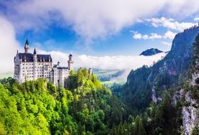 Szwajcaria, Austria i Niemcy, Koleje Ret