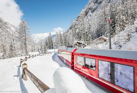 Szwajcaria - świąteczne piękno w miniatu