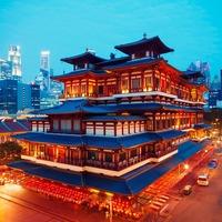 Tajlandia - Singapur - Malezja