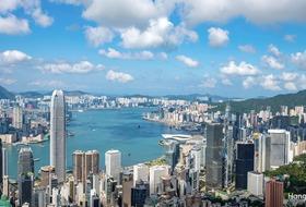 Tam gdzie zyly smoki: Hongkong i Wietnam