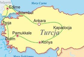 Turcja - Bajkowa Kapadocja