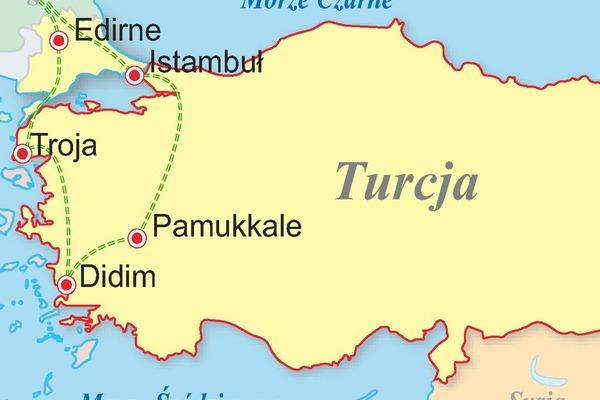 Turcja - Odkrywamy Turcję