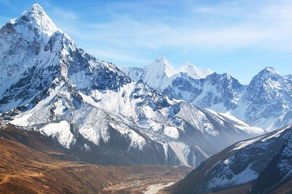 U podnóża Himalajów