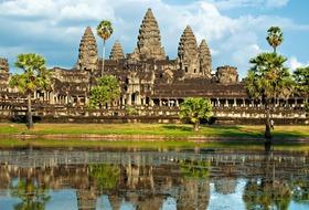 W orientalny deseń - Tajlandia - Kambodża - Wietnam