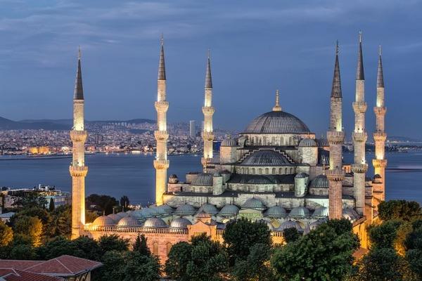 [W+Z] Bułgaria i Turcja - Hotel Sunrise