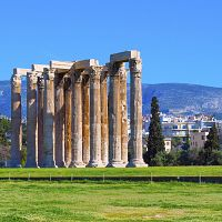 Weekend w Atenach 5 dni