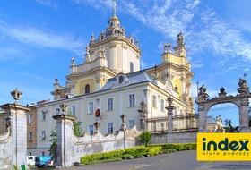 Weekend we Lwowie z 1 noclegiem BB
