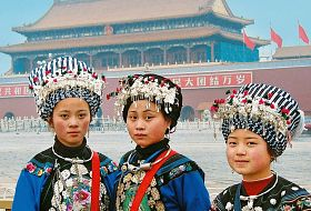 Wejście smoka - zwiedzanie Chin