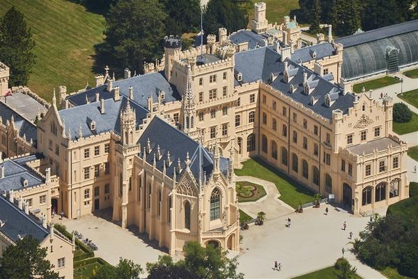 Wiedeń i Czeskie Zamki