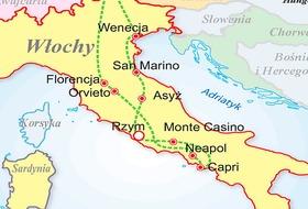 Włochy - Capri Tour