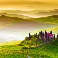 Włochy-Magia Toskanii