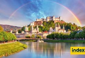 Wycieczka do Salzburga z Jeziorami Alepejskimi BB