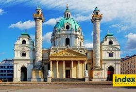 Wycieczka do Wiednia z noclegiem w hotelu w Wiedniu