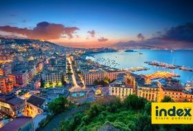 Wycieczka do Włoch - Neapol, Capri, Pompeje
