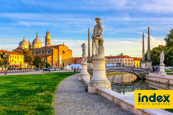 Wycieczka do Włoch - Padwa, Bolonia, Wenecja