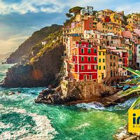 Wycieczka do Włoch z Mediolanem i Cinque Terre