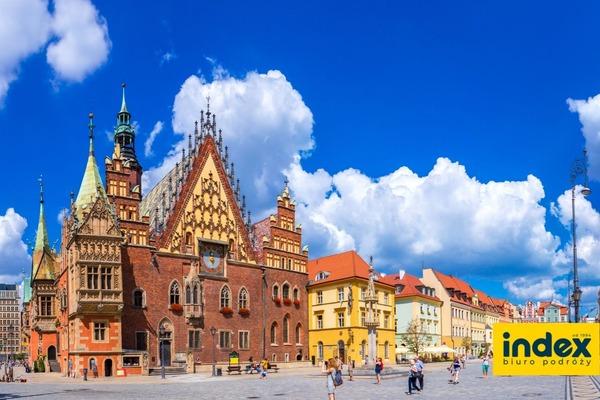 Wycieczka do Wrocławia + Zamek Książ BB