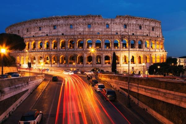 Wypoczynek i Zwiedzanie Włoch LAZIO