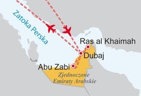 Zjednoczone Emiraty Arabskie - Oczekuj Nieoczekiwanego