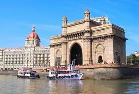 Złoty Trójkat z wizytą w Bombaju - zwiedzanie Indii